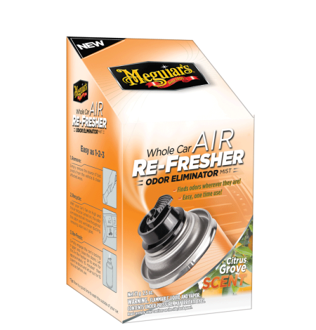Meguiars Air Re-Fresher Citrus Grove