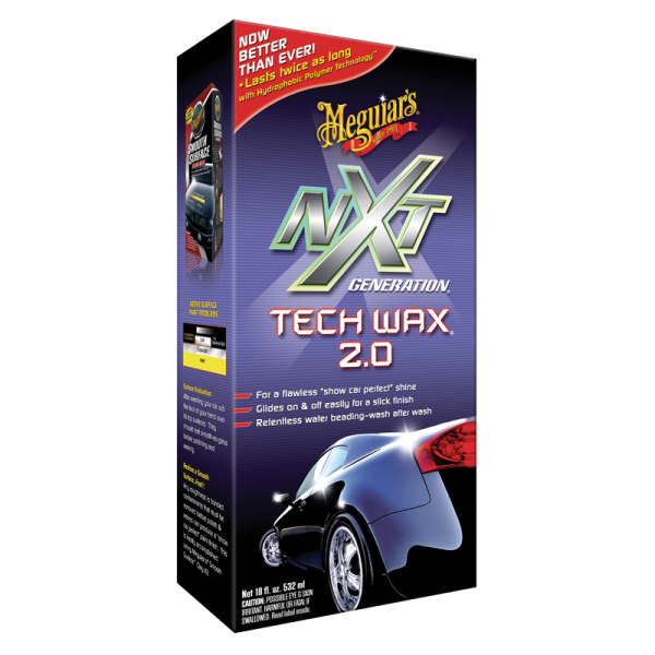 Meguiars NXT Tech Wax